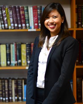 MARIA SAMANTHA V. DAVID